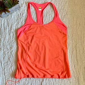 Lucy Racerback tank top